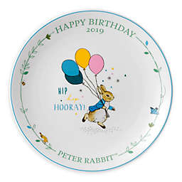 "Wedgwood® Peter Rabbit™ 2019 ""Happy Birthday"" Accent Plate"