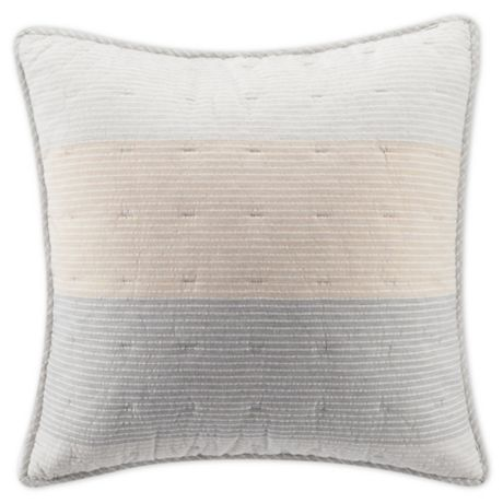Ugg 174 Tideline 20 Inch Square Throw Pillow Bed Bath Amp Beyond