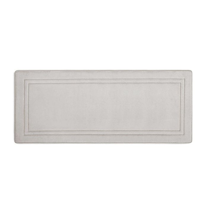 Smart Dry Memory Foam Bath Mat Bed