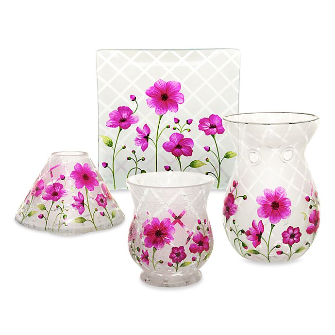 Yankee Candle® Honey Blossom Crackle Candle Accessories ...