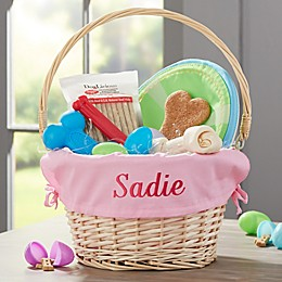 Willow Pet Easter Basket