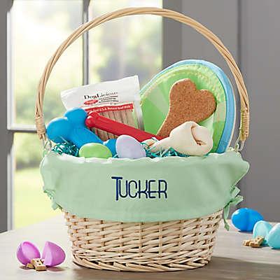Willow Pet Easter Basket