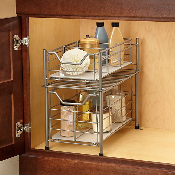 Deluxe Bathroom Cabinet Drawer | Bed Bath & Beyond