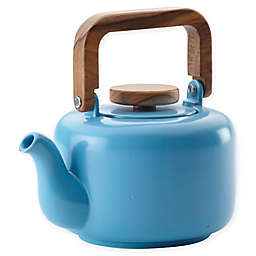Bonjour® Wayfarer 8-Cup Ceramic Teapot