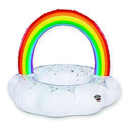 BigMouth Inc. Giant Rainbow Cloud Pool Float