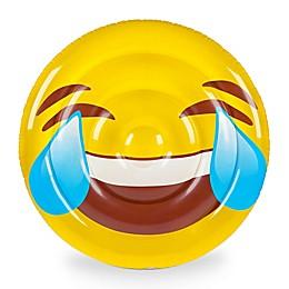 BigMouth Inc. Crying Joy Laughing Emoji Pool Float