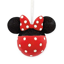 Hallmark® Disney® Minnie Mouse Glitter Ornament