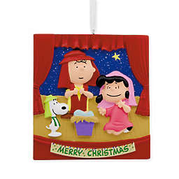 Hallmark® Peanuts® Nativity Scene Ornament