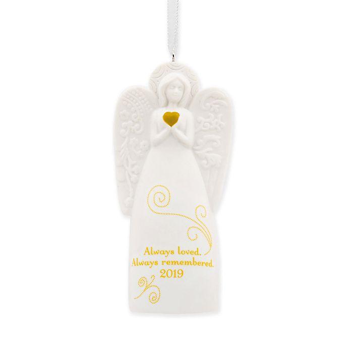 Alternate image 1 for Hallmark® Bereavement Angel Memorial Ornament