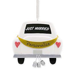 Hallmark® DIY Just Married Ornament