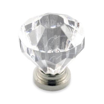 Richelieu Diamond Shape Knob Bed Bath Amp Beyond