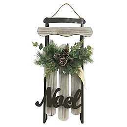 Bee & Willow™ Home Noel Sled Sign