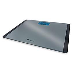 Detecto™ Wide Body Platform Glass Digital Bathroom Scale