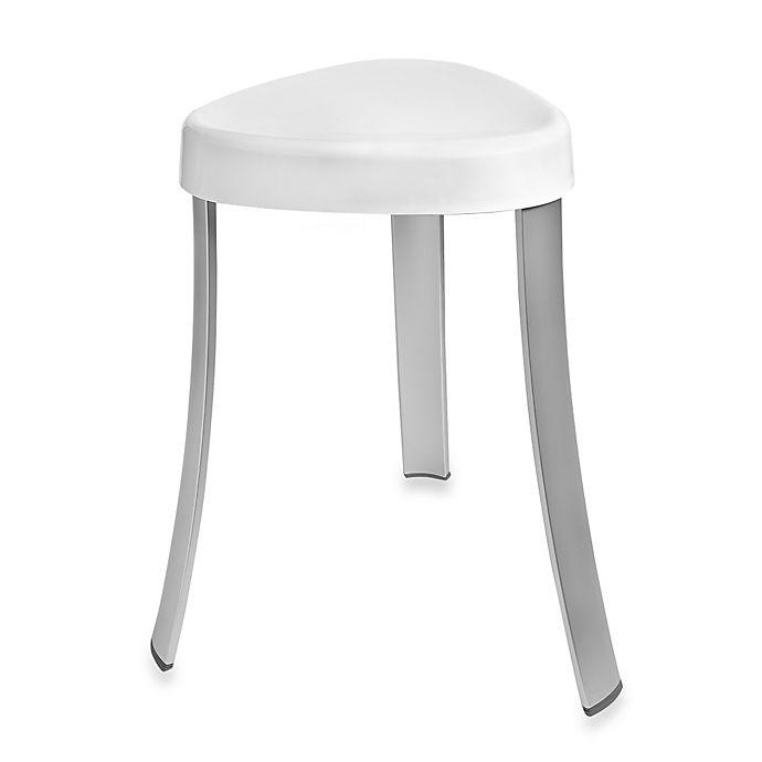 Alternate image 1 for Aluminum Spa Shower Seat
