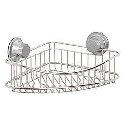 .ORG® NeverRust® Power Grip Pro™ Stainless Steel Corner Basket