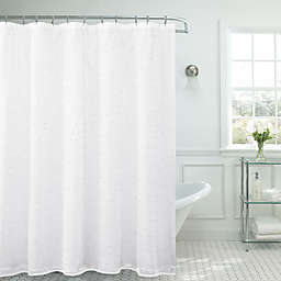 Juicy Couture® Cavier Pearls Shower Curtain