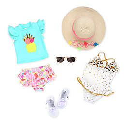 Girl's Ready for Vacation Style Collection