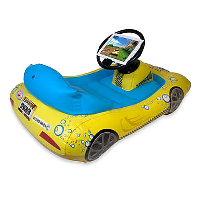 CTA Digital SpongeBob SquarePants Inflatable Sports Car for iPad®