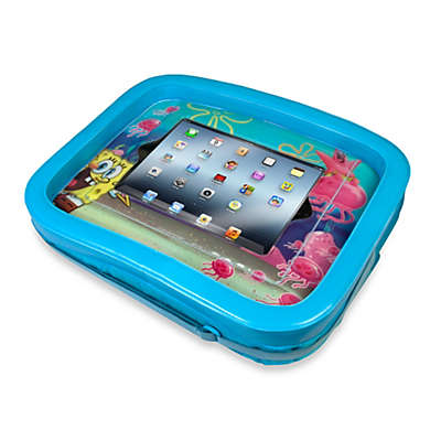 CTA Digital SpongeBob SquarePants Universal Activity Tray for iPad® with App