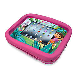 CTA Digital Dora the Explorer™ Universal Activity Tray for iPad® with App