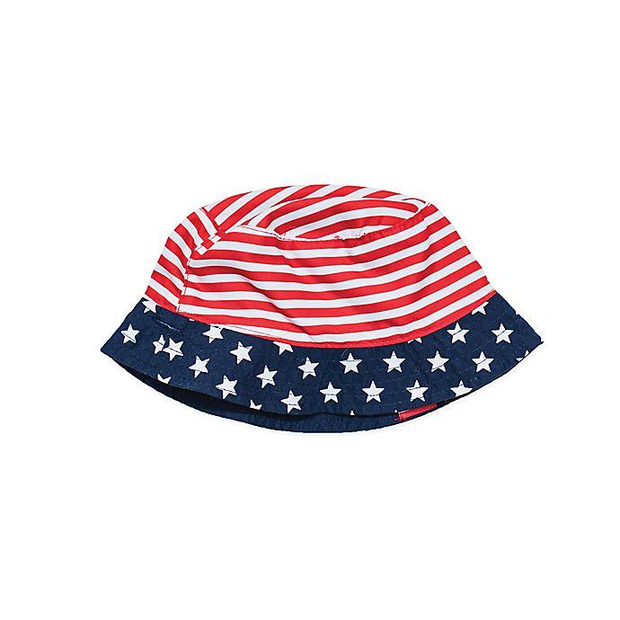 Alternate image 1 for Little Me® Americana Bucket Hat