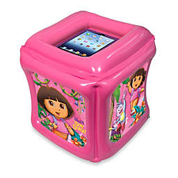 CTA Digital Dora the Explorer™ Inflatable Play Cube for iPad® with App