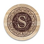 Monogram Letter  S  Coasters (Set of 4)