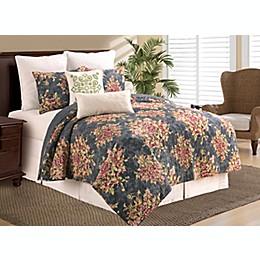 C&F Home® Regina Reversible Quilt Set