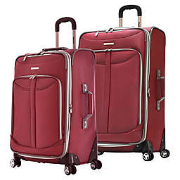 Olympia® Tuscany Spinner Checked Luggage