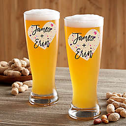 So In Love Valentine's Day Couple Beer Pilsner