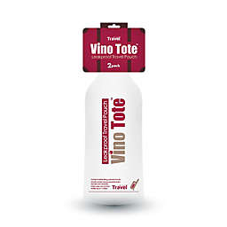 Travel Fusion™ Vino Tote Leak-Proof Wine Bottle Travel Pouch