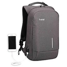 Travel Fusion® Tamperproof Backpack