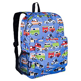 Wildkin Heroes Backpack in Blue