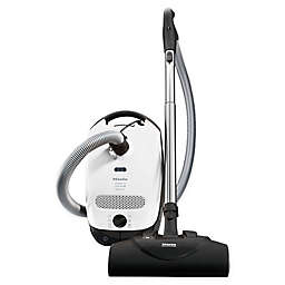 Miele® Classic C1 41BBNO31USA Cat & Dog Canister Vacuum in White