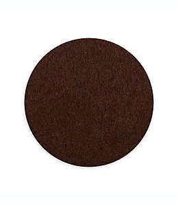 Almohadillas protectoras de fieltro para muebles en café, Paquete de 128 pzas.