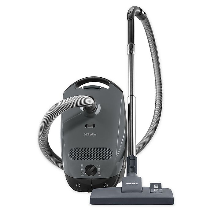 Alternate image 1 for Miele® Classic C1 Pure Suction Vacuum in Graphite Grey