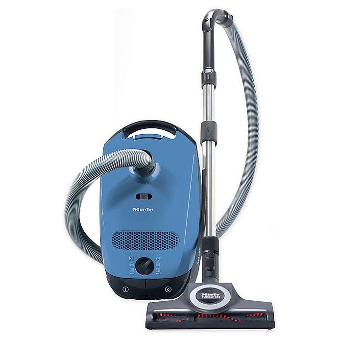 Alternate image 1 for Miele® Classic C1 Turbo Team Vacuum in Blue