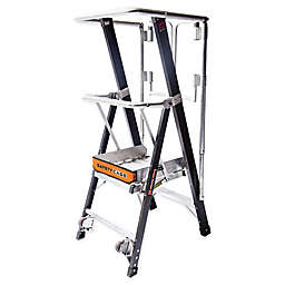 Little Giant® Safety Cage™ Ladder