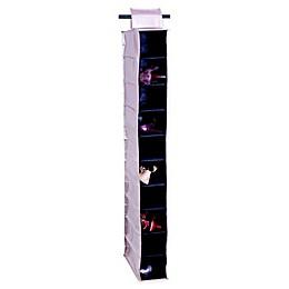 Simplify 10-Shelf Non-Woven Organizer in Blush