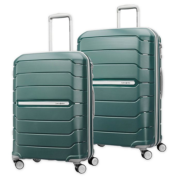 Alternate image 1 for Samsonite® Freeform Hardside Spinner Checked Luggage