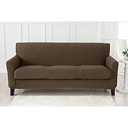 Great Bay Home Analise Popcorn 2-Piece Furniture Slipcover Collection