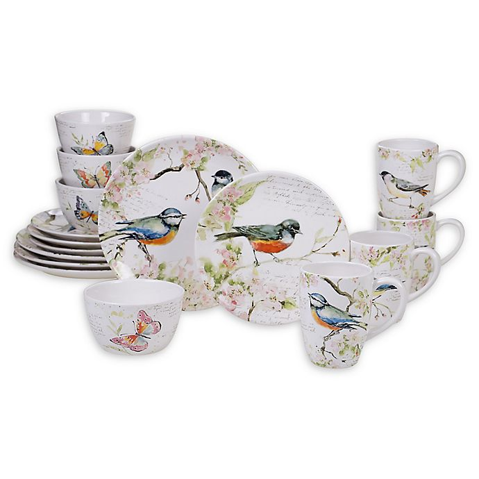 Alternate image 1 for Certified International Spring Meadows Dinnerware Collection