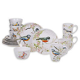 Certified International Spring Meadows Dinnerware Collection