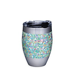 Tervis® Confetti 12 oz. Stainless Steel Stemless Wine Glass with Lid