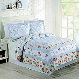 Mary Jane's Home Floral Patch Bedding Collection