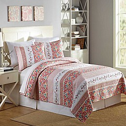 Mary Jane's Home Bright Blooms Bedding Collection
