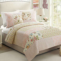 Mary Jane's Home Sweet Blossoms Reversible Quilt