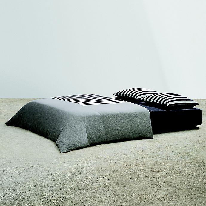 Alternate image 1 for Calvin Klein® Tyson Reversible Duvet Cover