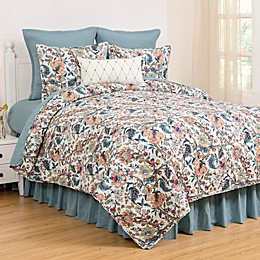 C & F Home Tansy Reversible Quilt Set