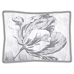 New York Botanical Garden Merian Tulip Standard Pillow Sham in Natural